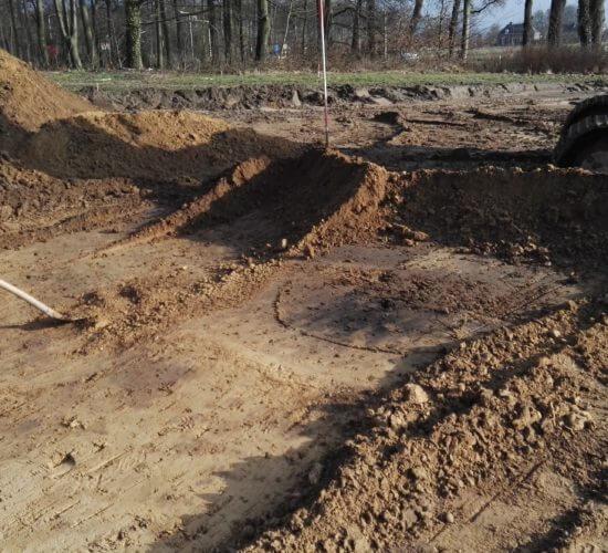 Dieren graf bronstijd
